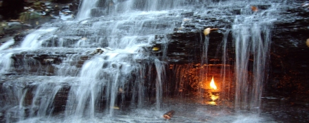 Eternal Flame Falls - Zachary Cava - 86717335