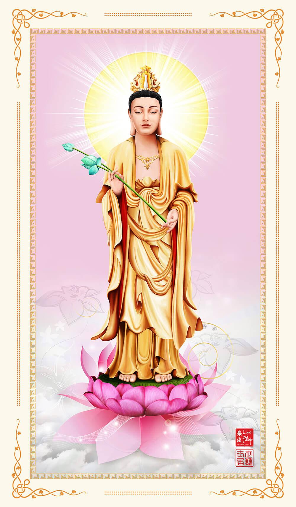 Biểu tượng cho cõi Cực Lạc là hình ảnh của Tây Phương Tam Thánh, với Vị Giáo Chủ là Đức A Di Đà Phật, cùng với hai cánh tay \u201cđắc lực\u201d của Ngài là Bồ Tát ...